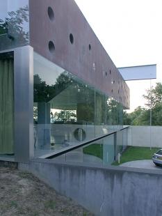 Maison à Bordeaux - foto: © archiweb, 2006
