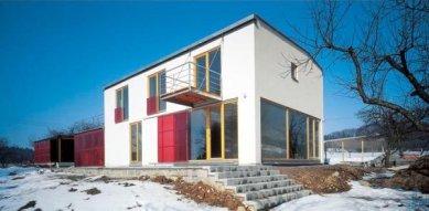 Rodinný dům Žďárky - foto: Ester Havlová