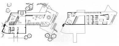 Dům Schminke - Finální půdorysy