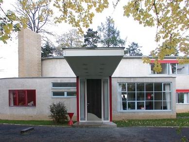 Dům Schminke - foto: © archiweb.cz, Petr Šmídek