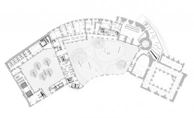 Arcidiecézní muzeum Olomouc - 1NP - foto: HŠH architekti