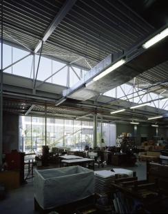 Výrobní areál Mandík - foto: Filip Šlapal