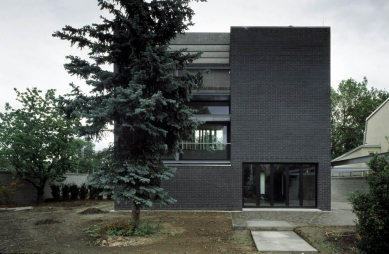 Vila u Vltavy - foto: Tomáš Balej