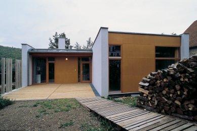 Rodinný dům Davle - foto: Kateřina Vídenová
