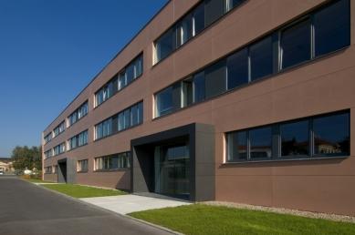 Rekonstrukce administrativní budovy firmy Milos - foto: Tomáš Rasl