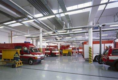 Centrální požární stanice Plzeňského kraje - foto: Radovan Boček
