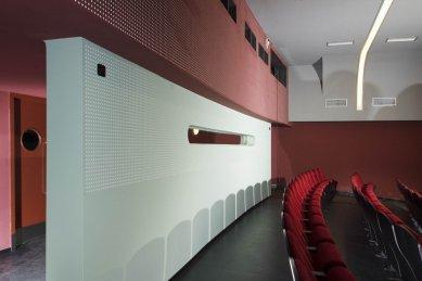 Malá scéna - Hlavní sál - foto: TOAST