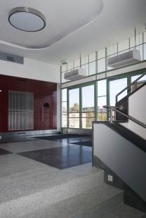 Malá scéna - Horní foyer - foto: TOAST