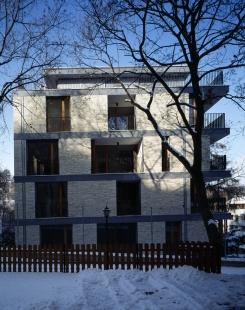 Bytová vila Mrázovka - foto: Filip Šlapal, Ondřej Polák