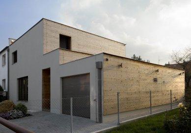 Novostavba rodinného domu - foto: Ester Havlová