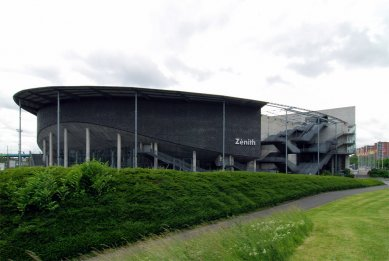 Euralille - OMA - Lille Grand Palais - foto: Petr Šmídek, 2009