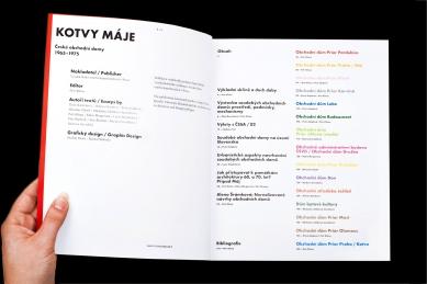 Kotvy Máje - Náhled knihy