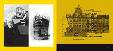 Tančící dům / Frank Gehry, Vlado Milunić - foto: Zlatý řez