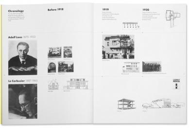 Raumplan versus Plan Libre - foto: 010 Publishers