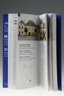 Josef Hoffmann - Architektonický průvodce - náhled knihy