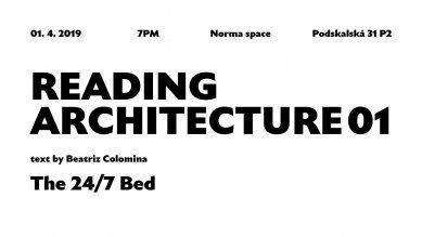 Reading architecture 01