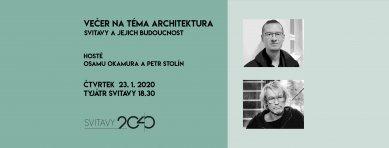 Večer na téma architektura - Svitavy a jejich budoucnost
