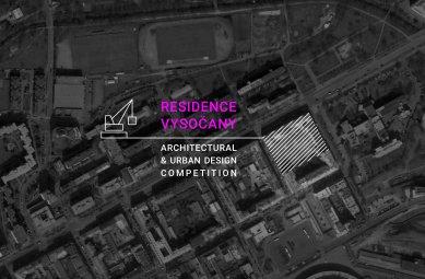 Residence Vysočany - Architektonická a urbanistická soutěž