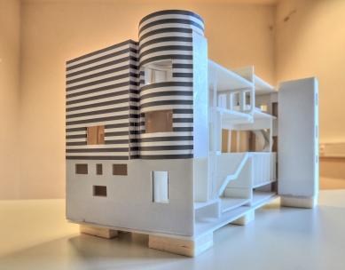 Yoshio Sakurai: Adolf Loos. Modely - výstava ve vile Stiassni