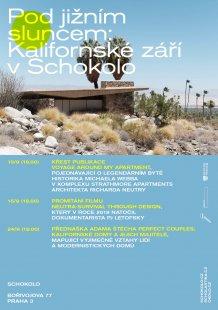 Pod jižním sluncem: Kalifornský modernismus v Schokolo