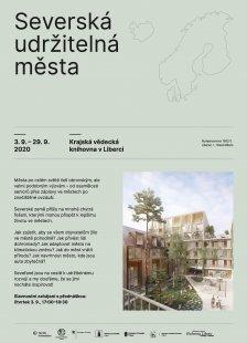 Severská udržitelná města - výstava v liberecké knihovně