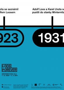Loos Forever - výstava ve Winternitzově vile