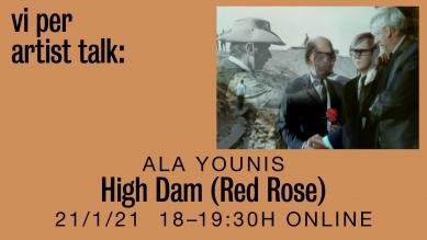 Ala Younis: High Dam - on-line přednáška galerie VI PER