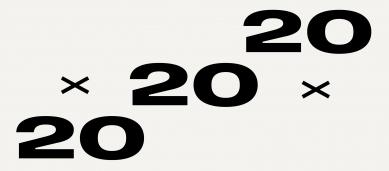 20x20x20 Daniel Zamarbide + Adrien Verchuere - Archizoom EPFL