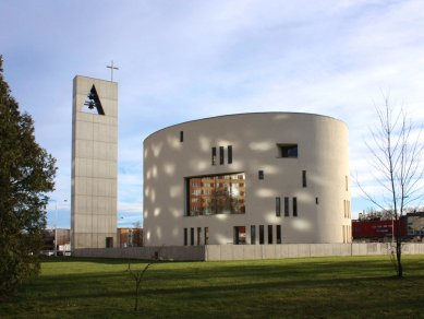 kruh jaro 2021: Dialogy II - Kostel sv. Ducha, Ostrava - foto: Ateliér Štěpán