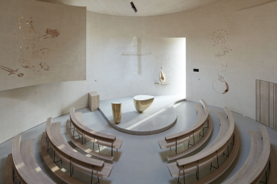 kruh jaro 2021: Dialogy II - Kostel sv. Vácalava v Sazovicích - foto: Ateliér Štěpán