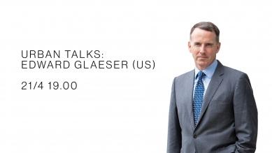 Urban Talks: Edward Glaeser - online přednáška v CAMP