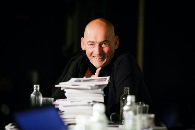 Rem Koolhaas: Exhibition Making - virtual conversation