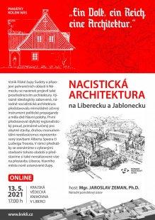Jaroslav Zeman: Nacistická architektura na Liberecku a Jablonecku