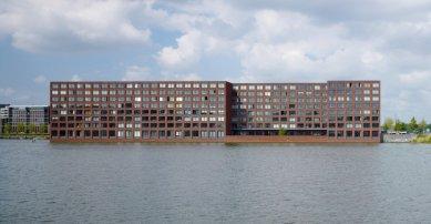 The Berlage Keynotes: Diener & Diener - online lecture - Residential Buildings KNSM- and Java-Island by Diener & Diener, Amsterdam, 2001