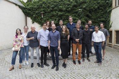 Bienále experimentální architektury #5 - zahájení - foto: Jiří Straka