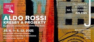 Aldo Rossi. Kresby a projekty