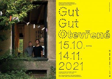 GutGut – Otevřené – výstava v DUČB