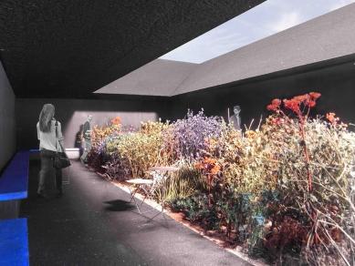 Letní pavilon Serpentine Gallery 2011 od Petera Zumthora - foto: © Peter Zumthor