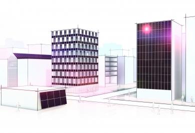 Společnost Schüco představila designově oceňované novinky v oblasti fotovoltaiky a solární termiky pro rok 2011 - Schüco ProSol TF - foto: Schüco