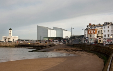 Otevření muzea Turner Contemporary od Davida Chipperfielda - foto: David Chipperfield Architects