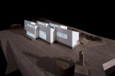 Otevření muzea Turner Contemporary od Davida Chipperfielda - Model - foto: David Chipperfield Architects