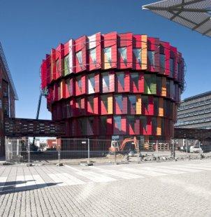Kancelářská budova Kuggen v Göteborgu od Gerta Wingårdha