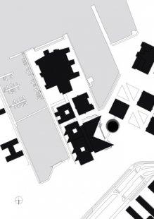 Kancelářská budova Kuggen v Göteborgu od Gerta Wingårdha - Situace