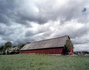 Muzeum designu ve švédském Värnamo od Renzo Piana - Inspirace tradičními stodolami.