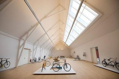 Muzeum designu ve švédském Värnamo od Renzo Piana - foto: Dan Hansson