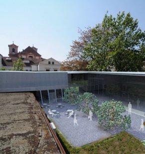 Archi-dílna Litoměřice - představení projektů - Jan Kurz - 1. cena, studentská cena, cena veřejnosti a cena městského architekta - foto: Archi LTM