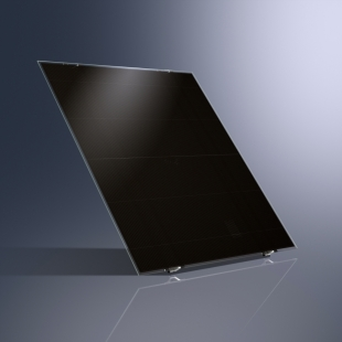 Veletrh Intersolar Europe 2011 přinese nové přístupy k využívání solární energie - Schüco tenkovrstvý modul MPE ze série BL