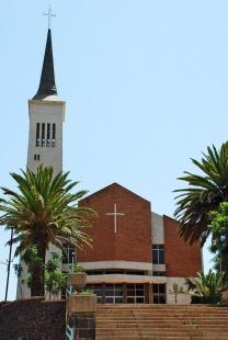 Asmara náboženská - Luteránský kostel - foto: Adam Lacina