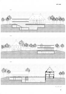 Návrh Serlachius Museum Gösta od ateliéru mimosa postoupil do finálového kola - foto: mimosa architekti