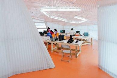Centrum mládeže v Méridě od SelgasCano arquitectos - foto: © Iwan Baan / www.iwan.com
